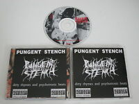 PUNGENT STENCH/DIRTYRHYMES AND PSYCHOTRONIC BEATS (SPV 76-140362) CD ALBUM
