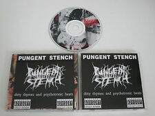 Pungent stench/dirtyrhymes and psychotronic Beats (décongélations 76-140362) CD album