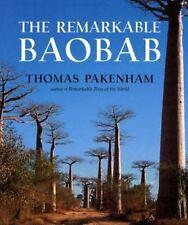 The Remarkable Baobab Pakenham, Thomas Hardcover