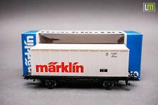 H0 Märklin 4481 - Containerwagen //3J_037