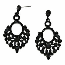 Rhinestone Special Occasion Drop/Dangle Costume Earrings