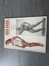 The Reg Park Journal Body Building  Magazine Robin & Loran Cover February 1958