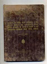 RACCOLTA BANDI ORDINANZE DECRETI EMANATI DAL COMANDANTE TRUPPE FORZE ARMATE#1941