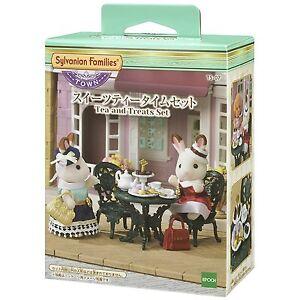 Sylvanian Families TS-07 (Doll not included) Tea and Treats Set Japan