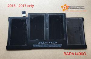"Genuine Battery For Macbook Air 13"" A1466 2013-2017 A1496 7.6V 54.4Whr 7150mAh"