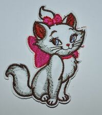 """ECUSSON patch thermocollant Brode MARIE """"Les Aristochats"""" ref A"""