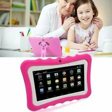 7 inch Cute Quad Core HD Tablet Wifi 8GB with Camera for Kids Child Girls Gift