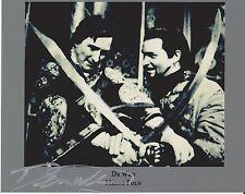 Derren Nesbitt Signed 8x10 Photo - DR DOCTOR WHO - Marco Polo - RARE!!! G421