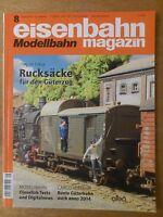 eisenbahn Modellbahn magazin Nr.8 August 2014