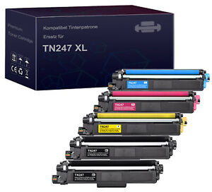 XXL TONER Kompatibel für Brother TN243 TN247 MFC-L3750CDW L3770CDW DCP-L3550CDW