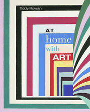 At Home With Art, Tiddy Rowan, New Book
