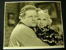 MAE WEST FRED KOHLER GOIN TO TOWN 1935 VINTAGE PHOTO 177P