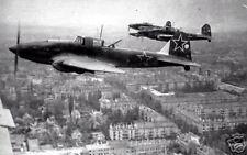WWII Photo Russian Front IL2 Sturmovik IL-2 World War Two Russia Soviet Air
