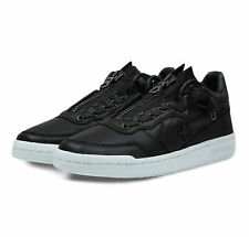 [159455C] Converse Fastbreak Mid Mens Low Top Zip Up Shoe Black/White *NEW*