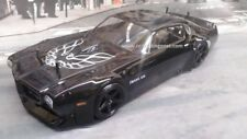 1971 Pontiac Firebird TransAm 1/10 RC DRIFT CAR 4WD BELTDRIVE RTR CUSTOM PAINTED