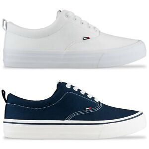 Tommy Hilfiger Trainers - Tommy Jeans Classic Sneakers - Navy, White - BNIB