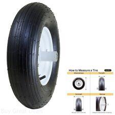 Marathon Pneumatic Air Filled Tire On Wheel 6In Hub 5/8In Bearings 4.80/4.00-8In