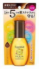 Kao Essential Japan Damage Care Hair CC Oil 60ml