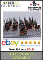 21 Minifigures Heavy Roman Legionnaire Rome Legionary Toys - Block Custom UK