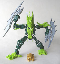 LEGO 7117 Bionicle Stars Gresh with Gold Armour Piece (Pre-Owned):