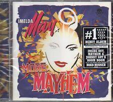 IMELDA MAY - MORE MAYHEM - CD (NUOVO SIGILLATO)