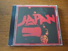 JAPAN Adolescent Sex 1994 CD Album Classic Synth New Wave CAROL 1201-2 ART ROCK