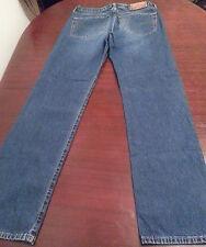 "Diesel industry jeans homme bleu taille 30 w 29"" l 43"" entrejambe 31.5"" tablefour"