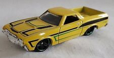 HOTWHEELS MATTEL DIECAST CAR 72 FORD RANCHERO PICKUP TRUCK LOOSE SCALE  1/64 J11