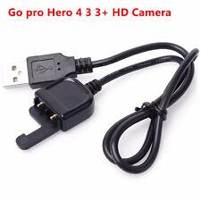 GO PRO HERO 4 3 3+ fotocamera USB dati WiFi telecomando cavo di ricarica