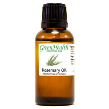 1 fl oz Rosemary Essential Oil (100% Pure & Natural) - GreenHealth