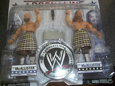 WWE Adrenaline McAllister with Mic chair  Pay per View New  pacakage