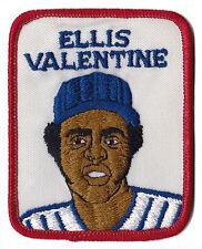 1978 ELLIS VALENTINE MONTREAL EXPOS MLB BASEBALL PENN EMBLEM PLAYER PATCH