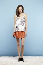 Evening, Occasion Spaghetti Strap Sleeve Floral Regular Tops & Blouses for Women
