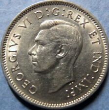 *Vintage 1940  CANADA  5 CENTS COIN, Almost Uncirculated KING GEORGE V COIN #3