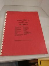 Vol. 3 Of Over 500 Songs Ltd Edition Professional Use Broadway Musicals