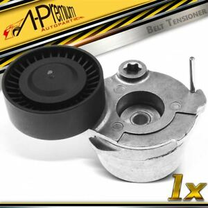 Belt Tensioner w// Pulley for Audi A4 A5 A6 Quattro Q5 S4 S5 3.2L 3.0L 06E903133B