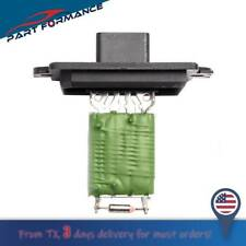 Heater Blower Motor Resistor 5143127AA for Jeep Commander Grand Cherokee MANUAL
