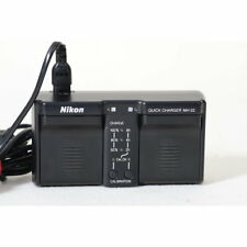 Nikon Charger MH-22 for the Batteries the Nikon D3 and D3X Cameras