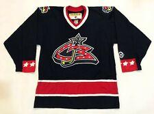 Vintage Koho NHL Columbus Blue Jackets Hockey Jersey Adult M Canada Sewn