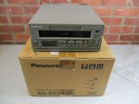 Panasonic AG 5250-EG Commercial Recorder VCR PAL
