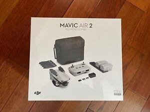 DJI Mavic Air 2-Fly More Combo (Brand New)