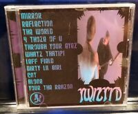 Twiztid - Mirror Mirror CD 2nd Press Psy-4010 insane clown posse dark lotus icp
