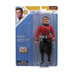 Mego Star Trek The Original Series Scotty Action Figure