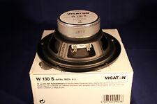 """Visaton Vs-w130s/8ohms - Hauts-parleur Boomer Medium (5"""") 13 cm 50/80w"""