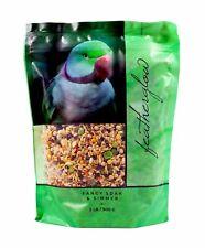 New listing Volkman Seed Featherglow Bird Food Mix 2 lb Pet Cockatoos Macaws African Grey