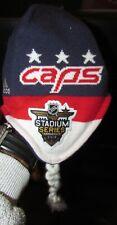 NHL Washington Capitals Caps Stadium Series 2018 Winter Hat by Adidas