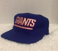 NFL New York Giants Vintage Fitted 6 7/8 Hat Cap American Needle 100% Wool
