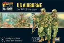US AIRBORNE  - WARLORD GAMES - BOLT ACTION - USA - AMERICANS -