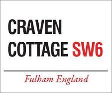 Craven Cottage Fulham large metal sign  (og 4030)
