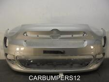 FIAT 500X CROSSOVER FRONT BUMPER- 2015-ONWARDS - GENUINE FIAT PART *O5